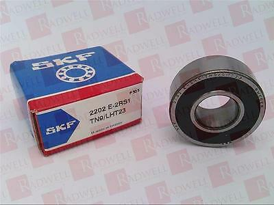 SKF 2201E-2RS1 NEW NO BOX 2201E2RS1