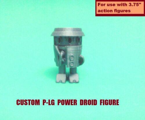 Custom Star Wars P-LG POWER DROID figure tatooine kessel mandalorian reb