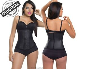 f5e3dc192 Image is loading Faja-Colombiana-Cinturilla-Waist-Cincher-Rubber-Latex-3-