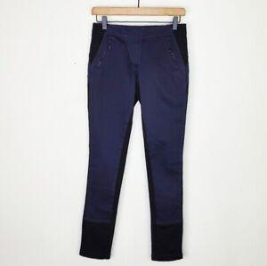Anthropologie-Leifsdottir-two-toned-riding-pants-Size-2