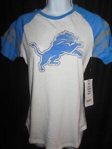 hot sale online cozy fresh best authentic Detroit Lions Women's NFL '47 Brand Stone Wash Design Shirt | eBay