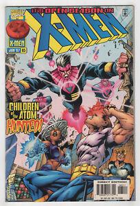 X-Men-65-Jun-1997-1st-Appearance-Cecilia-Reyes-Zero-Tolerance-Iron-Man
