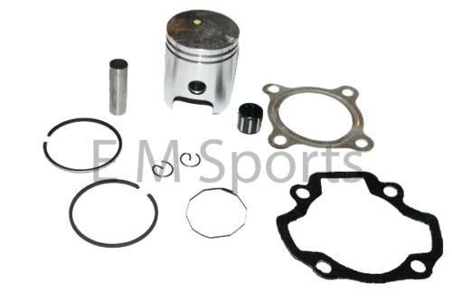 50cc Dirt Pit Bike Engine Motor Piston Kit w Rings For Yamaha PW50 1999-2004