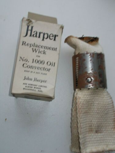 Paraffin Heater Wicks /& Other Replacement Parts Various Items Sold Singly