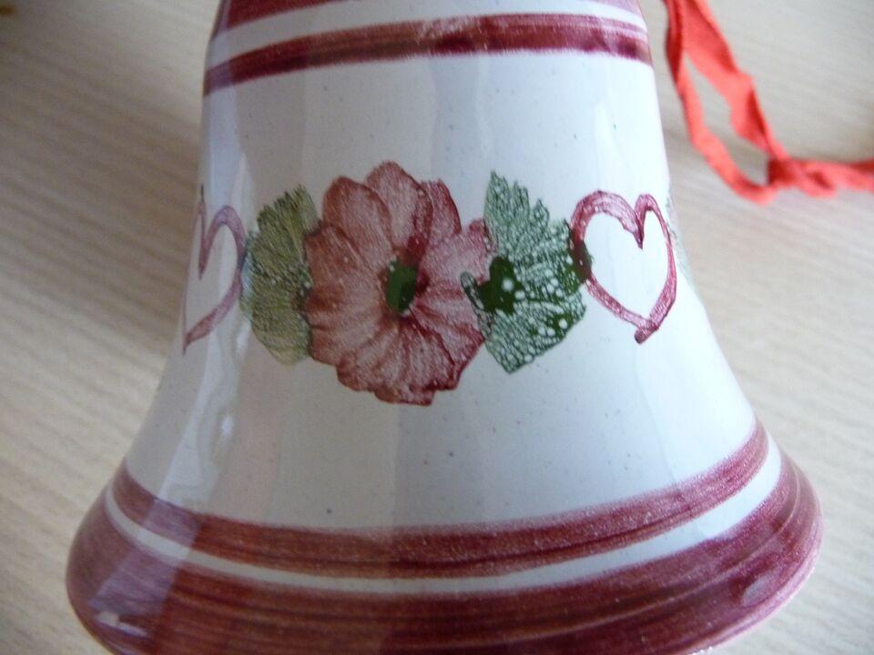 Keramikklokke
