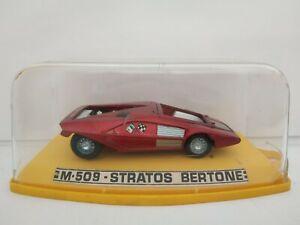 1-43-PILEN-STRATOS-BERTONE-M-509-COCHE-DE-METAL-A-ESCALA-DIECAST-SCALE