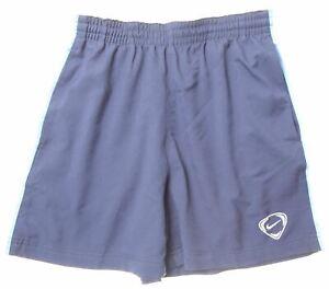 NIKE-Boys-Sport-Shorts-13-14-Years-XL-W30-Navy-Blue-JL11