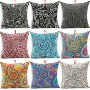 Retor-Boho-Geometric-Paisley-Mandala-Throw-Pillowcase-Cushion-Cover-Pillow-Case
