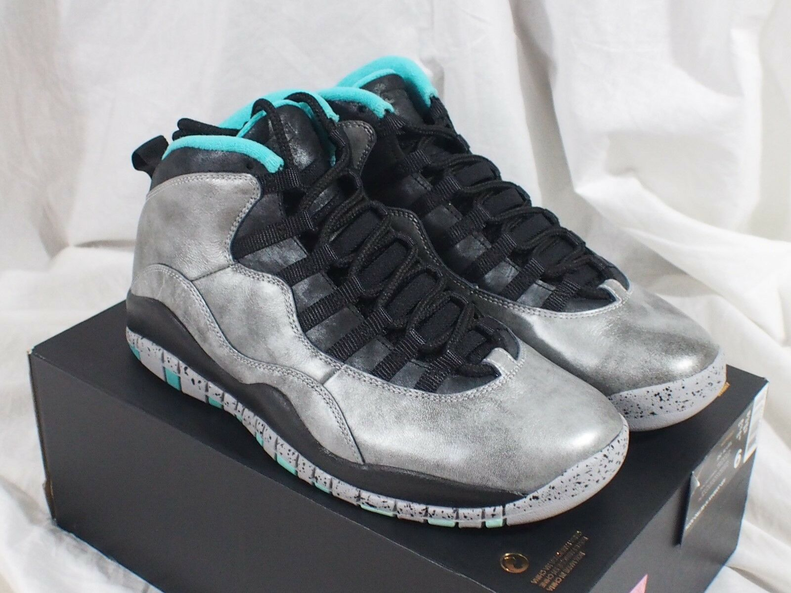 Nike Air Jordan 10 X Lady Liberty 30th Anniversary