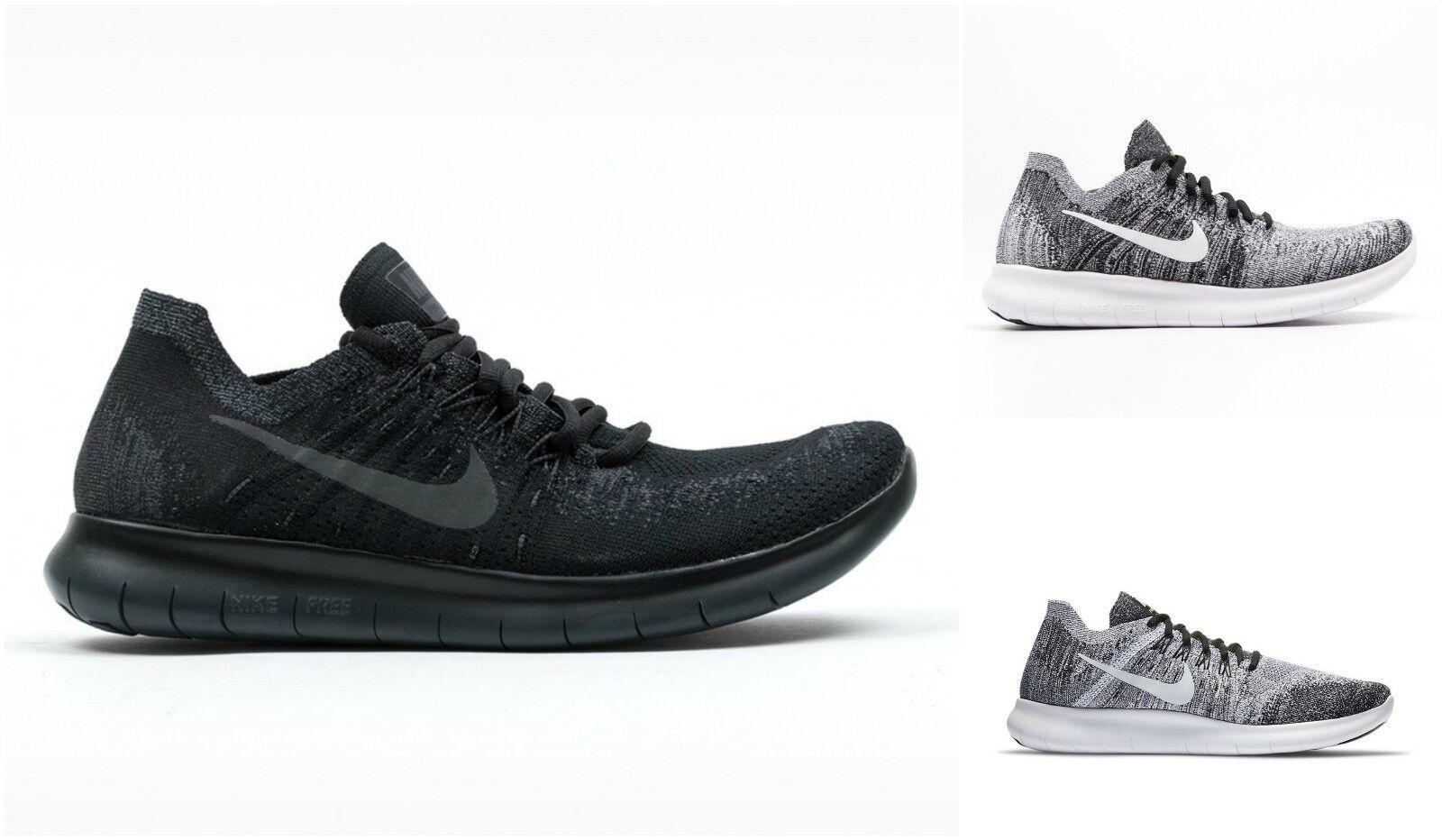 Nike Men's Free RN Flyknit 2017 Running shoes - 880843