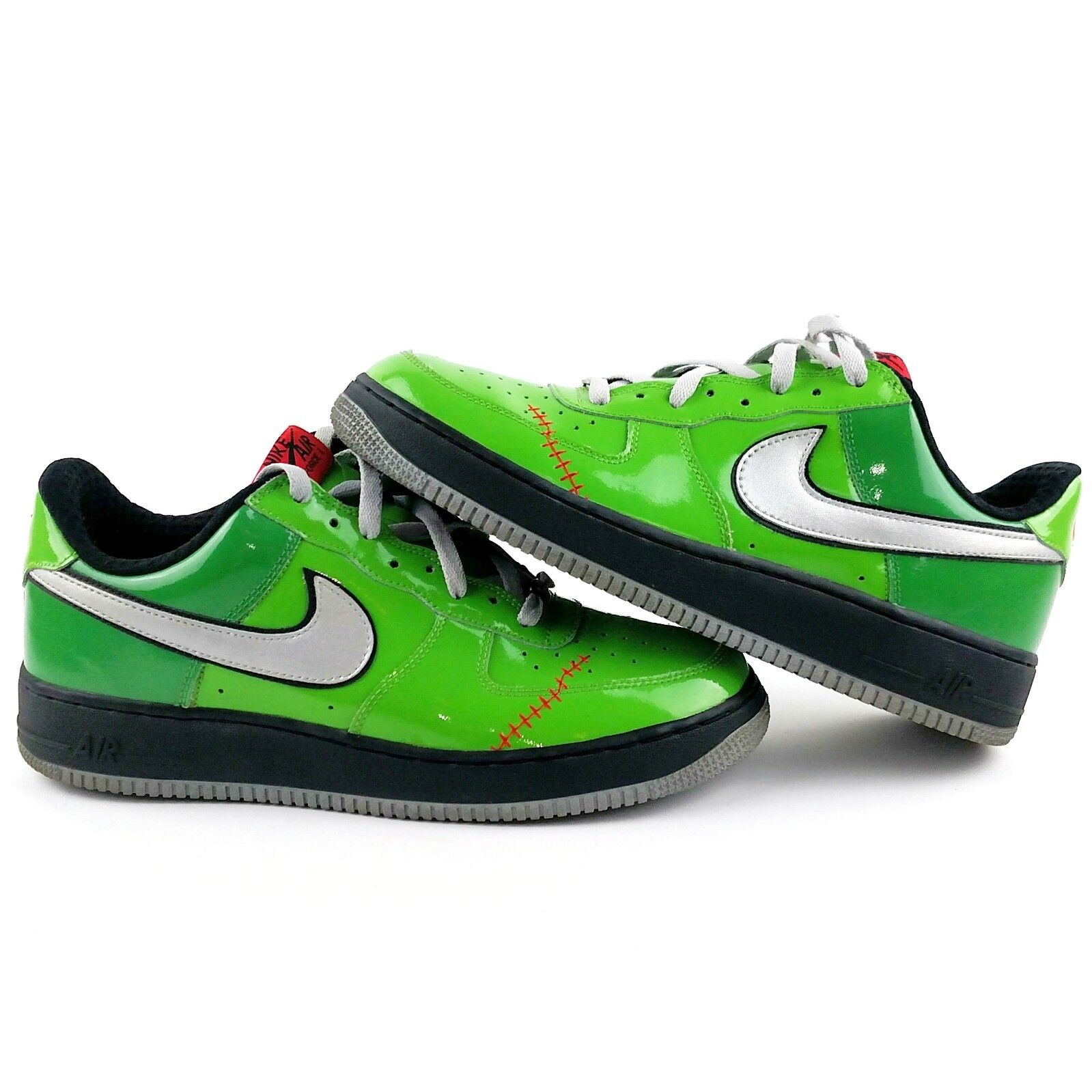 Nike Air Force 1 Low Premium AF1 313641-301 Frankenstein Leather Men's Size 11