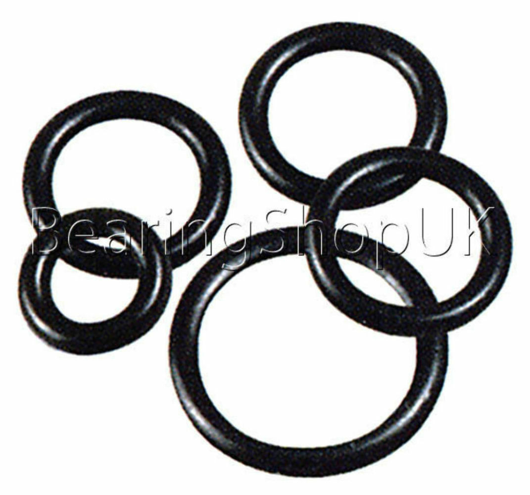 40 x silicones 4 mm silicones x 70 O 'ring (500x) 922f47