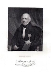 MORGAN-LEWIS-Major-General-American-lawyer-politician-FREEPOST