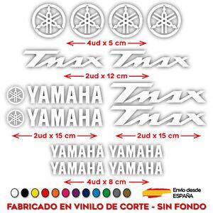 PEGATINA-VINILO-ADHESIVO-YAMAHA-MOTO-TMAX-STICKER-DECAL-KIT-DE-14-UDS-T-MAX