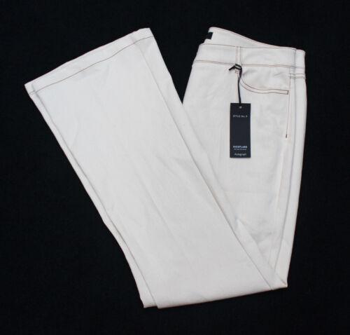 Mesdames m/&s autographe Tailles 10 12 18 Kick Flare Jeans avec Stretch Style 9