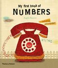 My First Book of: Numbers by Angels Navarro (Paperback, 2014)