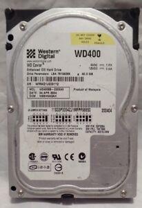 WESTERN-DIGITAL-WD-Caviar-WD400-Hard-Drive-40-GB-ATA-100-WD400BB-23DEA0