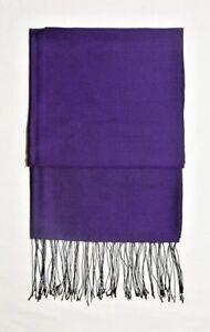 04fe919a0 100% Cashmere Scarf Wrap Handmade Super Fine Satton Nepal Pashmina ...