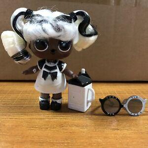 White Black Hair Big Sister Doll LOL Surprise Series 5 Hair Goals Yang Q.T
