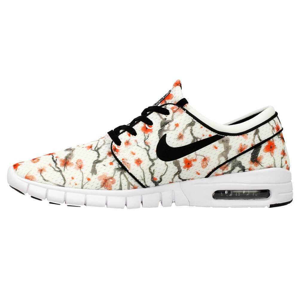 Nike STEFAN JANOSKI MAX MAX MAX PRM Sail Black White Discounted (602) Men's shoes 945201