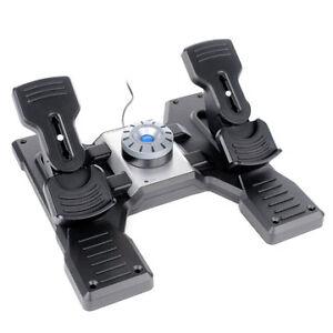 flight-simulator-rudder-pedals