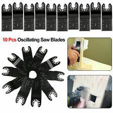 10x Saw Blade Oscillating Multi Tool Fein Bosch Dewalt Porter Cable For Dremel