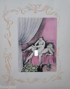 """CURIOSA - Chansons secrètes de BILITIS 9 planches très libres 9 planches noire - France - Commentaires du vendeur : """"Voir la description dans la fiche"""" - France"""