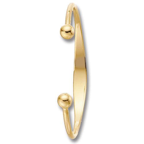 4c2ec0b87 9ct Gold Solid Baby Torque Bangle for sale online | eBay