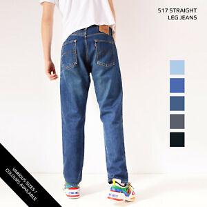 VINTAGE-LEVIS-517-STRAIGHT-LEG-JEANS-DENIM-GRADE-A-W28-W30-W32-W34-W36-W38