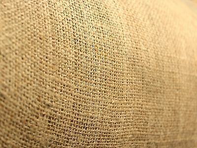 Ideal for gardening use /& frost protection Upholstery hessian Sold By the Metre