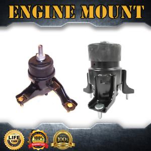 Engine Motor/& Trans Mount 2PCS For 2009-2015 TOYOTA VENZA 2.7L 163cid