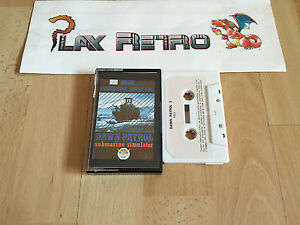 MSX-DAWN-PATROL-SUBMARINE-SIMULATOR-COMPLETO-VERSION-ESPANOLA