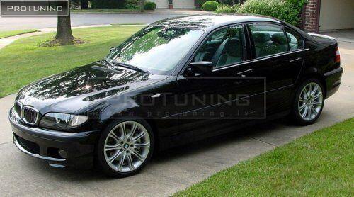 Mt2  front bumper for BMW E46 3 Series M Sport M Tech II 2 Saloon Estate