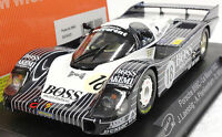 Slot It Sica02d Boss Porsche 956c 1/32 Slot Car In Display Case Hard To Find