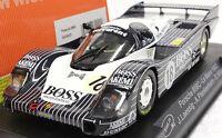 Slot It Sica02d Boss Porsche 956c 1/32 Slot Car In Display Case Hard To Find