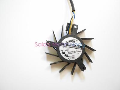 ADDA 45mm AY04512UB10BB00 Fan 34*34*26mm 4pin