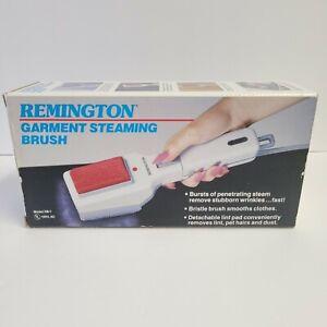 REMINGTON-GARMENT-STEAMING-BRUSH-Model-SB-1-Steam-Cleaner-Single-Handheld-NOB