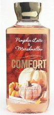 1 Bath & Body Works Pumkin Latte & Marshmallow - Comfort Shower Gel / Body Wash
