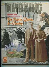 For Faerie,Queen,& Country  Amazing Engine  Universal Book    RPG MBX99