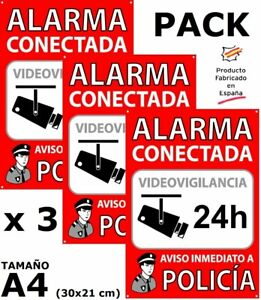 3-Signs-Alarm-Wired-Security-Deterrent-A4-Interior-Exterior-30x21cm