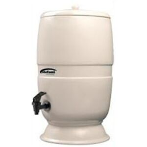 Stefani 8l Glazed Ceramic Water Filter Ebay