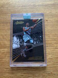 2017-18-Panini-Absolute-Basketball-Kemba-Walker-Hornets-Card-Encased