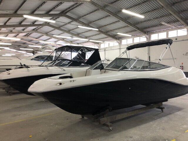 Ny FS Yacht 205BR med 115HK