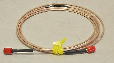 Florida RF Labs SMA Male to SMA Male Cable 10 Ft Long SMS-RD316-120.0-SMS