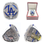 thumbnail 1 - 2020-2021 OFFICIAL Los Angeles Dodgers Championship Ring World Series Size 8-13