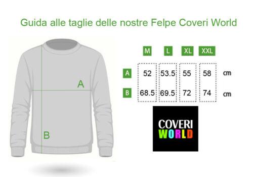 Maglioncino Uomo Cotone COVERIWORLD Maglia Pullover Maglione 5 Colori M L XL XXL