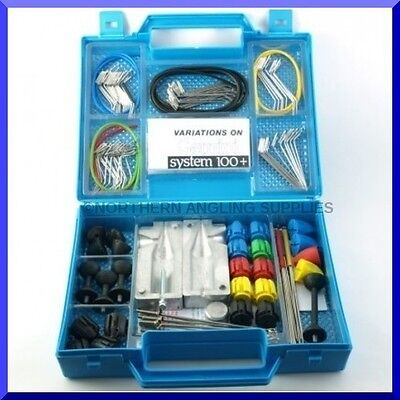 Carry Box Includes Breakout Sinkers Weights Gemini Sea Fishing System 100
