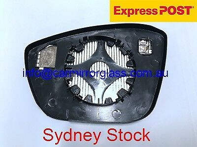 RIGHT DRIVER SIDE MIRROR GLASS FOR PEUGEOT 308 2014 Onward