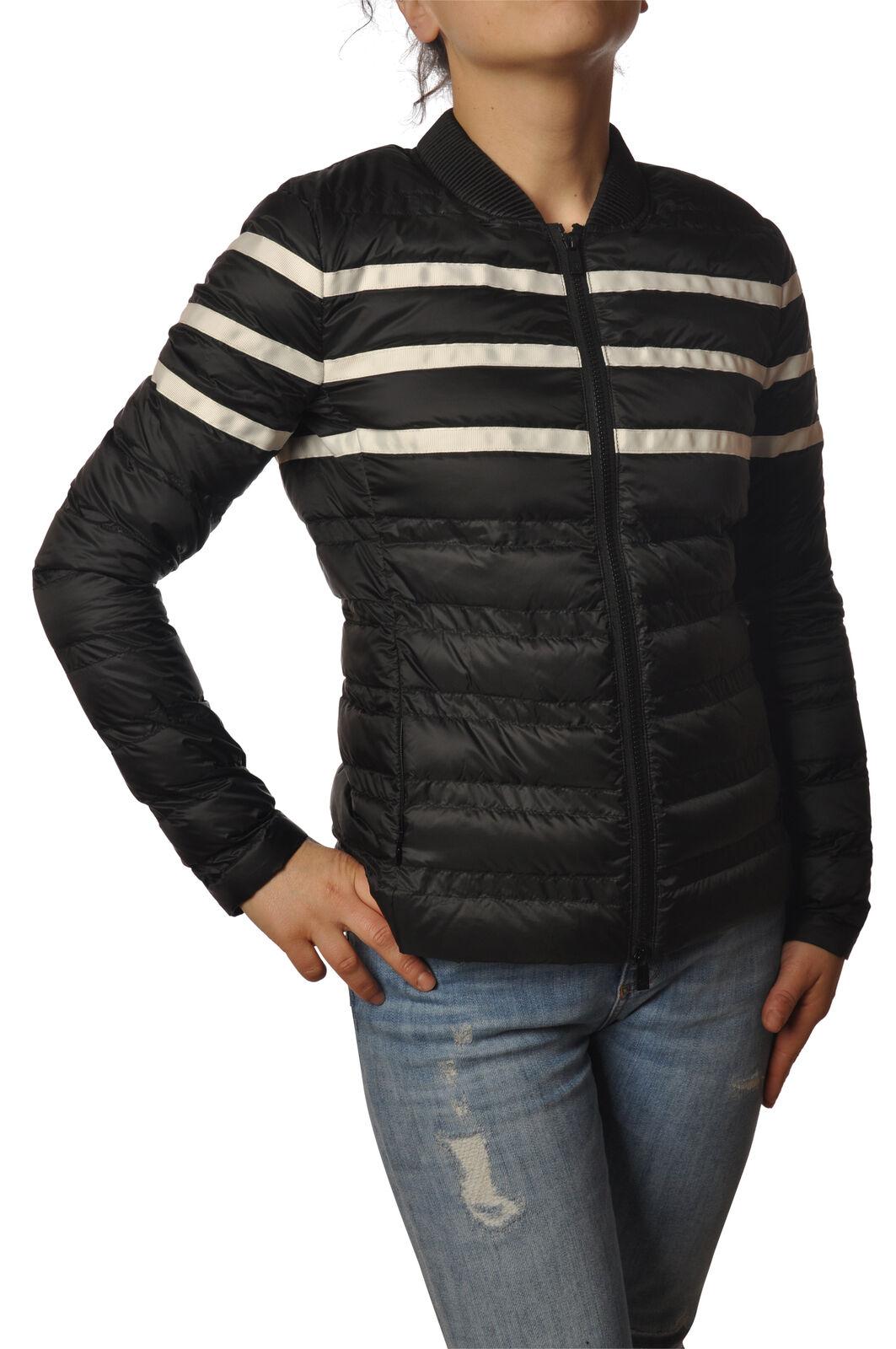 Ciesse-Prendas  de abrigo-chaquetas-Mujer-Negro - 6143830E191305  cómodo