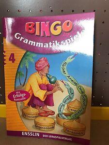 Lernbuch-BINGO-Logo-Grammatikspiele-Lernheft-4-Klasse-Lernspiel